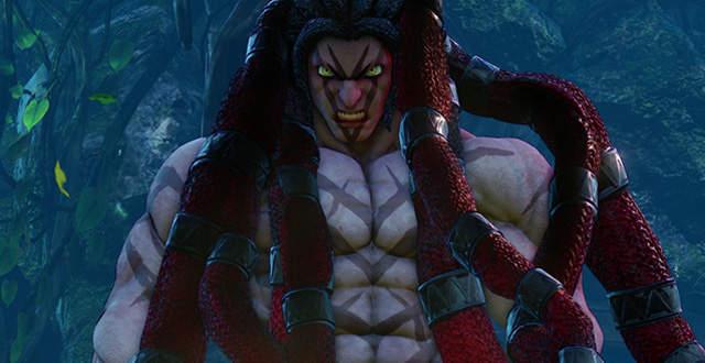 новый персонаж street_fighter_5