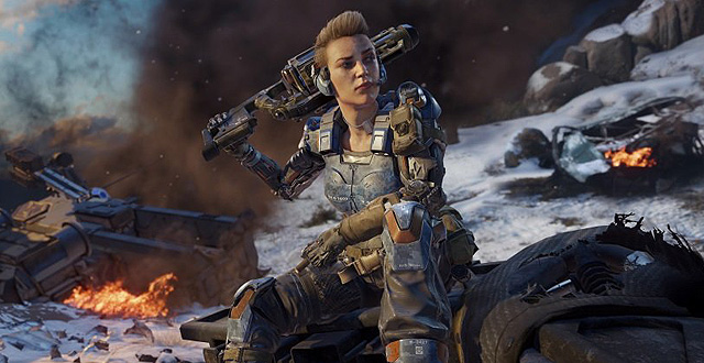 Call of Duty: Black Ops 3 Battery