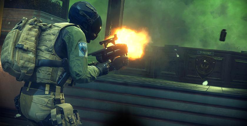 Battlefield Hardline DLC Грабеж