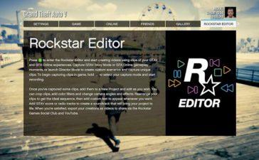 GTA 5 новые функции видеоредактора