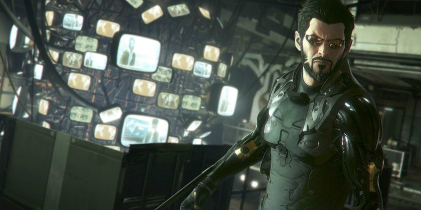 Скриншот Deus Ex: Mankind Divided