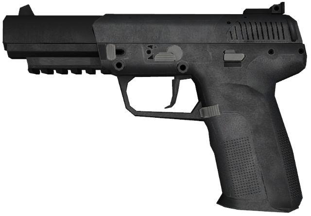 Пистолет five seven в кс го сервер css v34 со скинами cs go