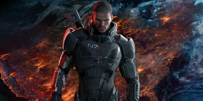Скриншот Mass Effect Andromeda