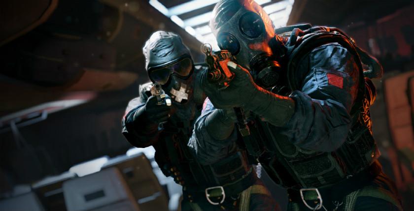 Скриншот Rainbow Six Siege
