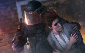 Скриншот Tom Clancy's Rainbow Six: Siege
