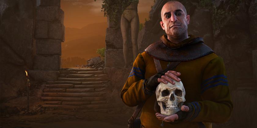Скриншот Ведьмак 3 Дикая охота дополнение Каменные сердца