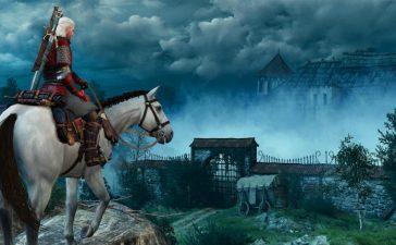 Ведьмак 3 Дикая охота дополнение Каменные сердца