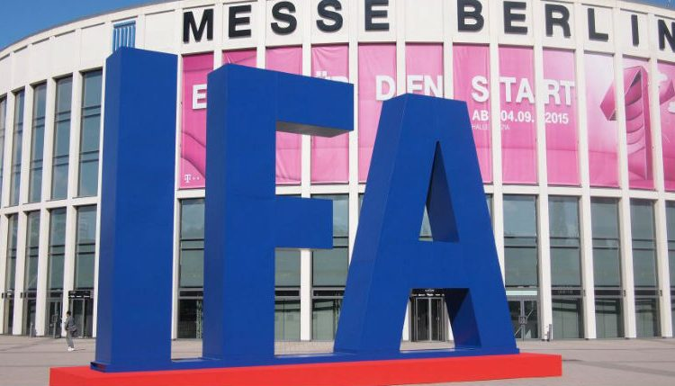 Выставка IFA 2015