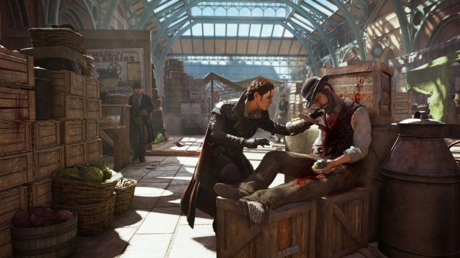 Assassin's Creed Syndicate скриншот 9