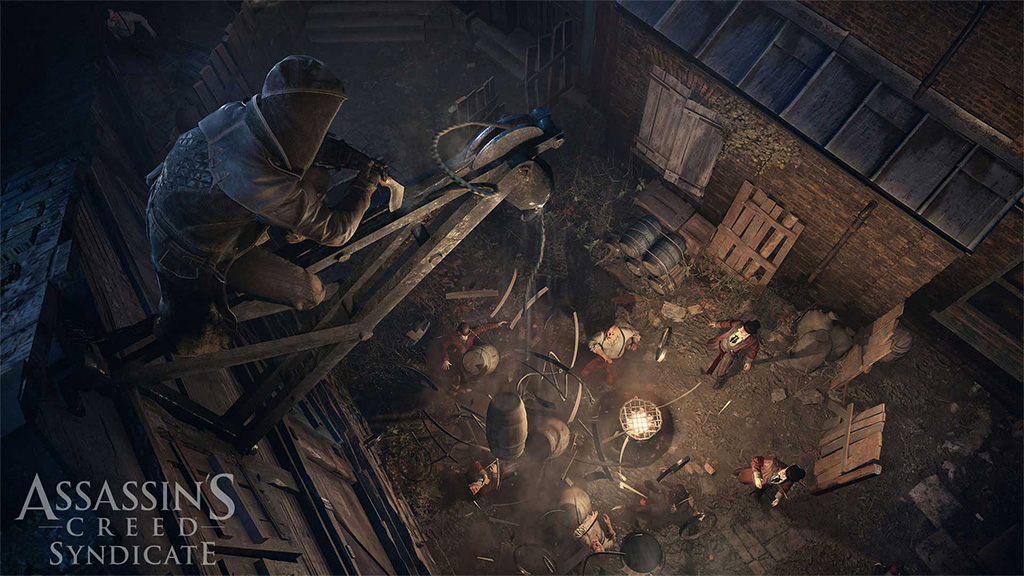 Assassin's Creed Syndicate скриншот 11