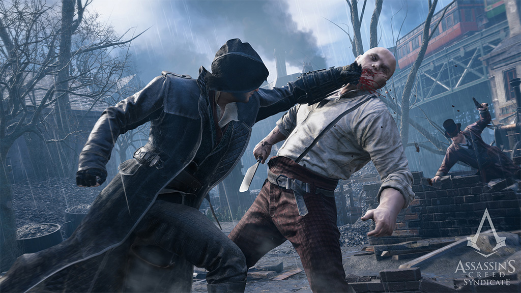Assassin's Creed Syndicate скриншот 4
