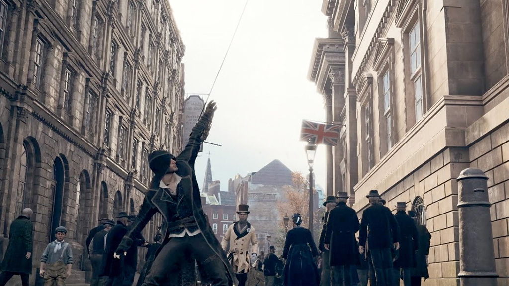 Assassin's Creed Syndicate скриншот 12