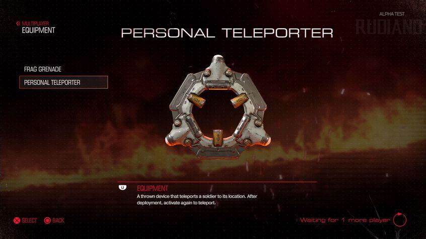 DOOM-Personal-Teleporter