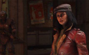 Fallout 4 Piper companion