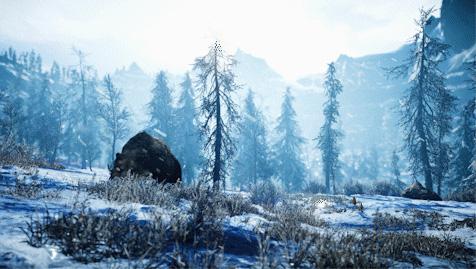 Far Cry Primal медведь