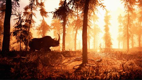 Far Cry Primal носорог