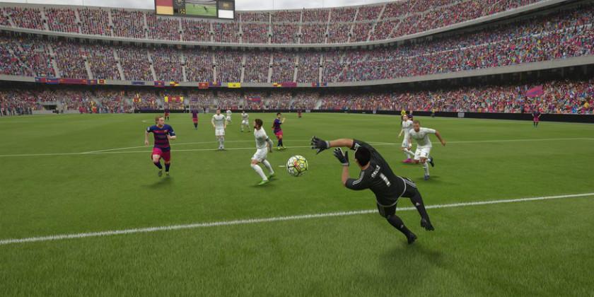 FIFA 16 скриншот