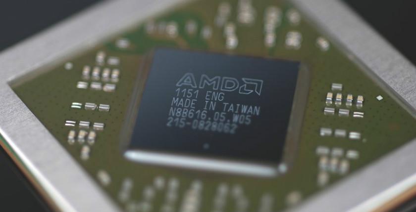 графический процессор AMD