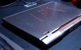 ноутбук GX700