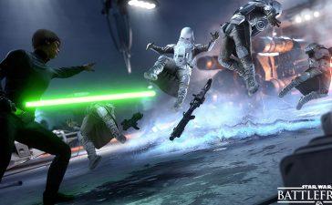 Люк Скайуокер Star Wars Battlefront