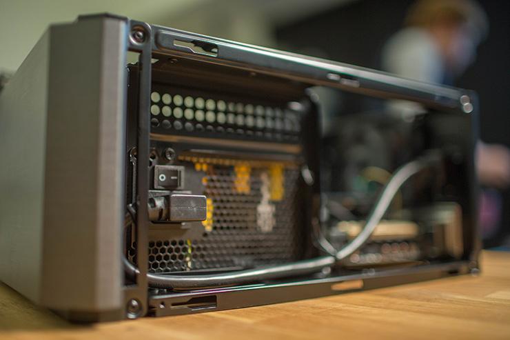 Cougar QBX Mini-ITX Скриншот 7