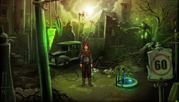 Shardlight скриншот 2