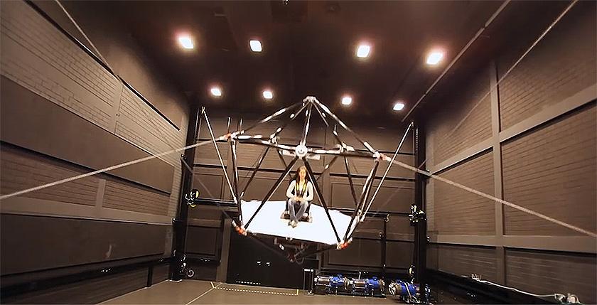 симулятор движения виртуальной реальности