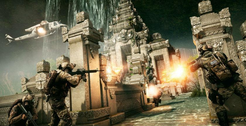 Скриншот Battlefield 4 Community Operation