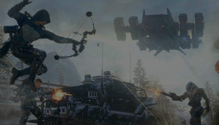 Скриншот Call of Duty: Black Ops 3
