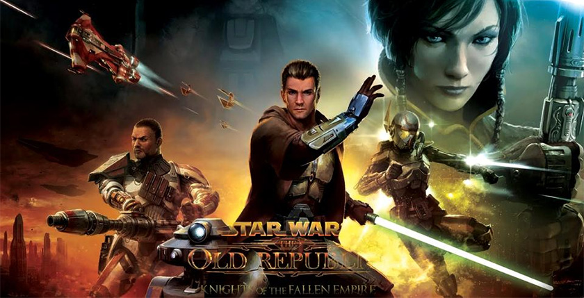 SWTOR Knights of the Fallen Empire