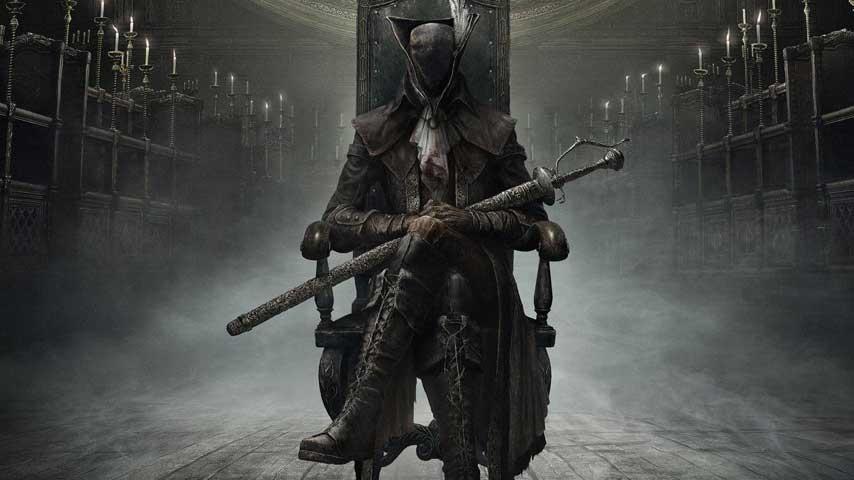 bloodborne the old hunters screenshot