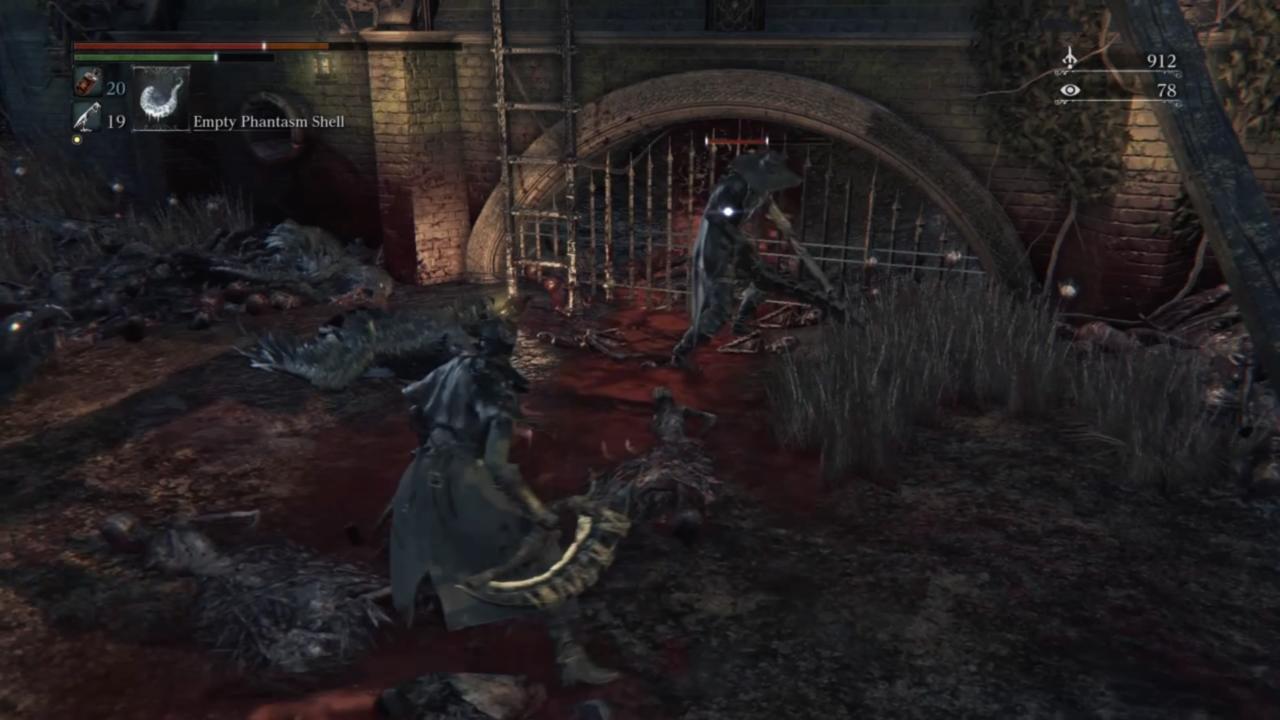 BloodBorne the old hunters скриншот2