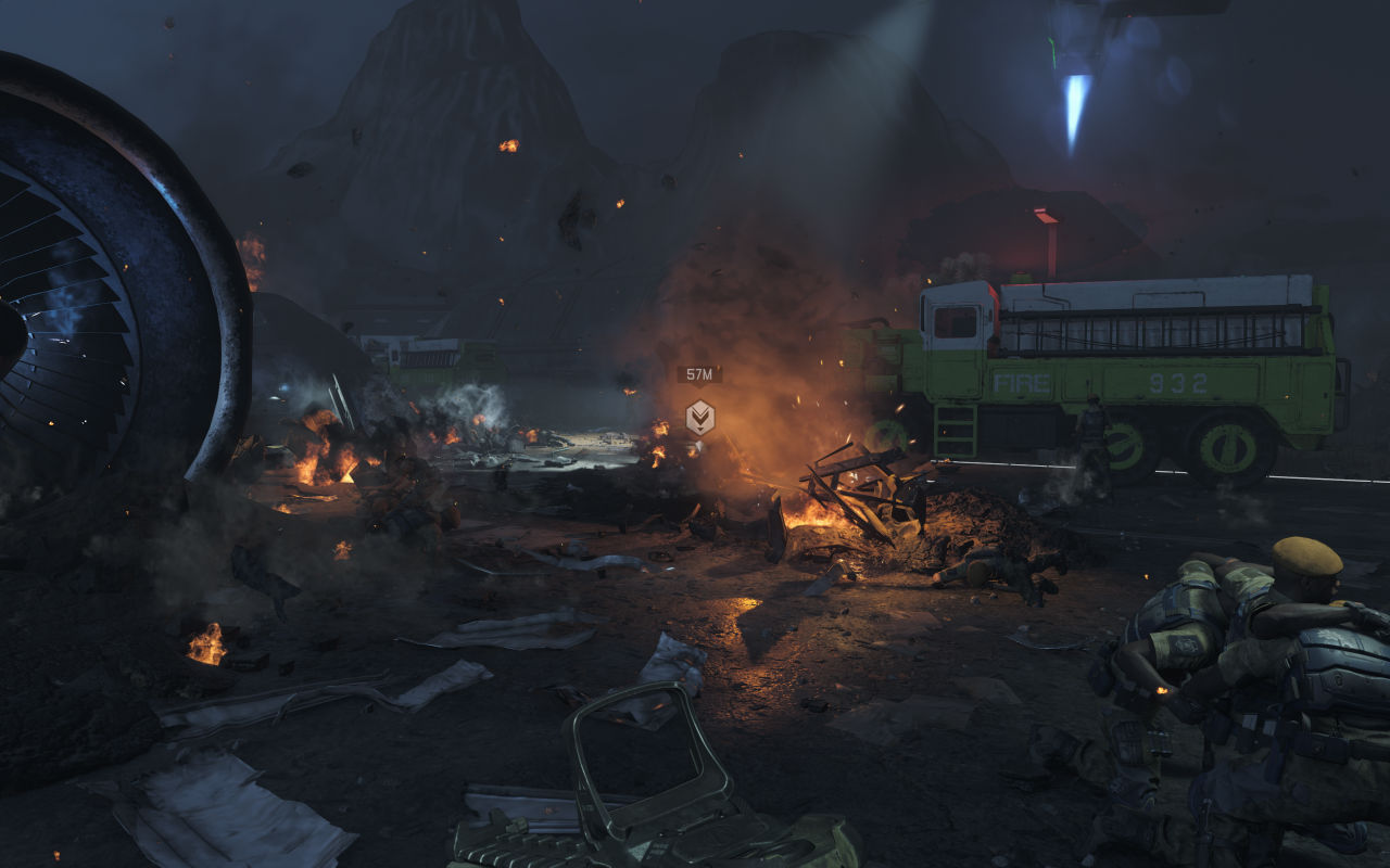 Call od Duty Black Ops 3 скриншот 3