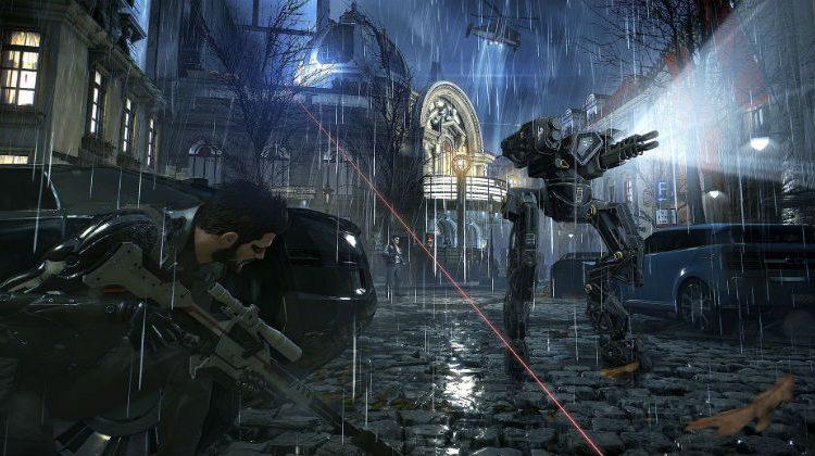 Обложка - Deus Ex: Mankind Divided