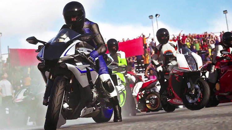 Driveclub Bikes Ігри гонки на мотоциклах