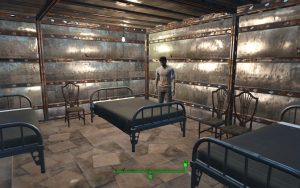 Назначайте поселенцев к конкретным кроватям