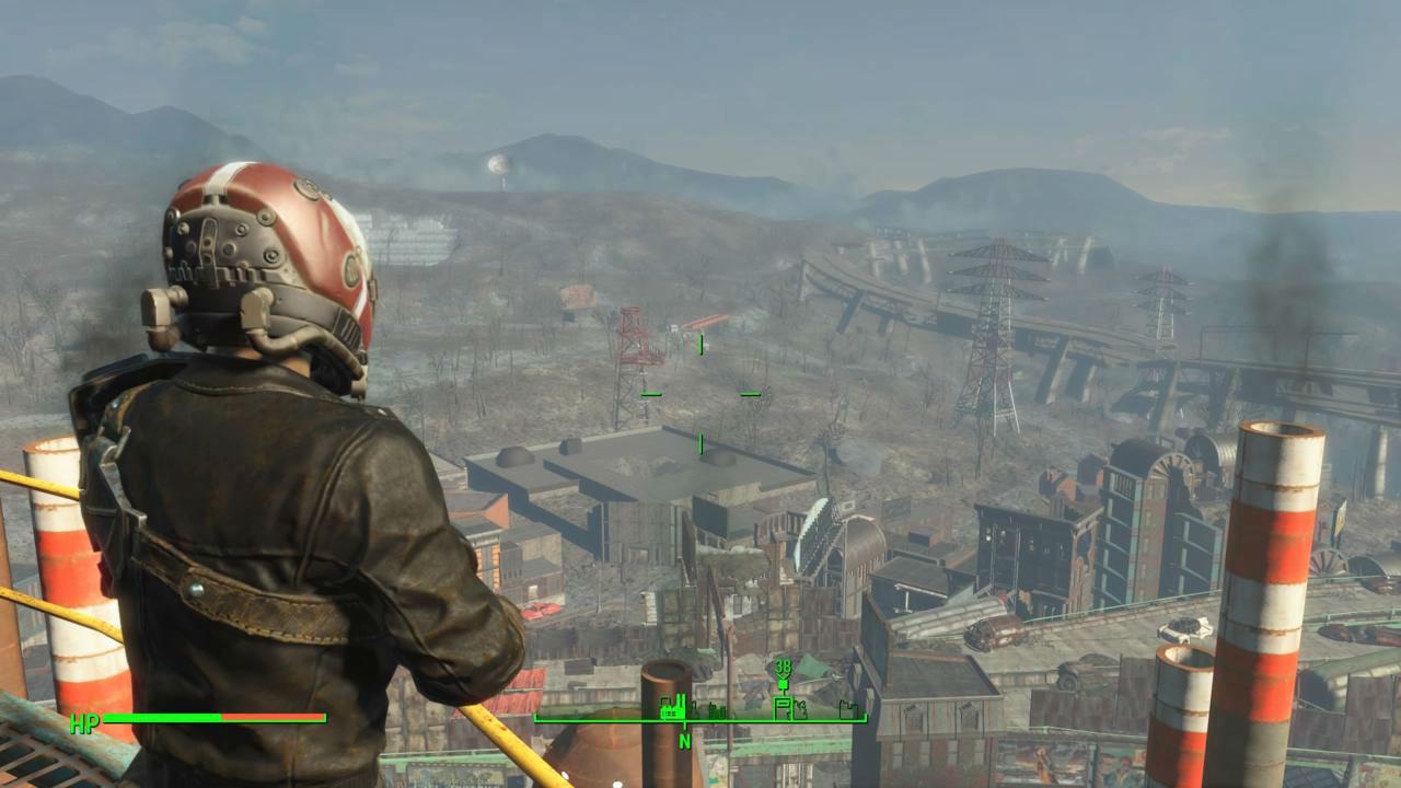 Fallout 4 скриншот 1