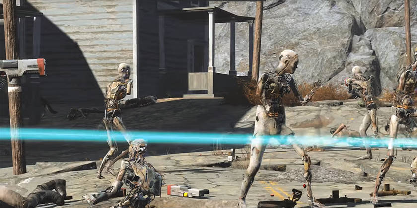 Raiders vs Synth
