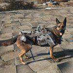 light dog armor dogmeat 2