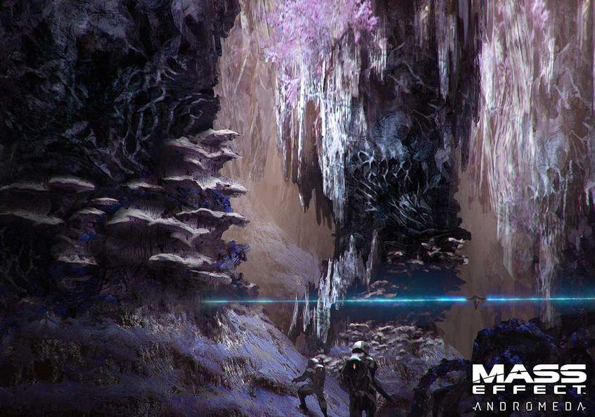 Mass Effect Andromeda скриншот 3