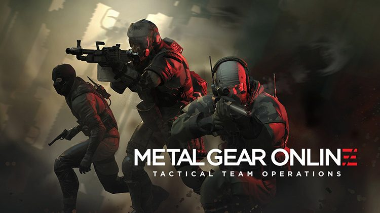 Metal Gear Online studio закрыта