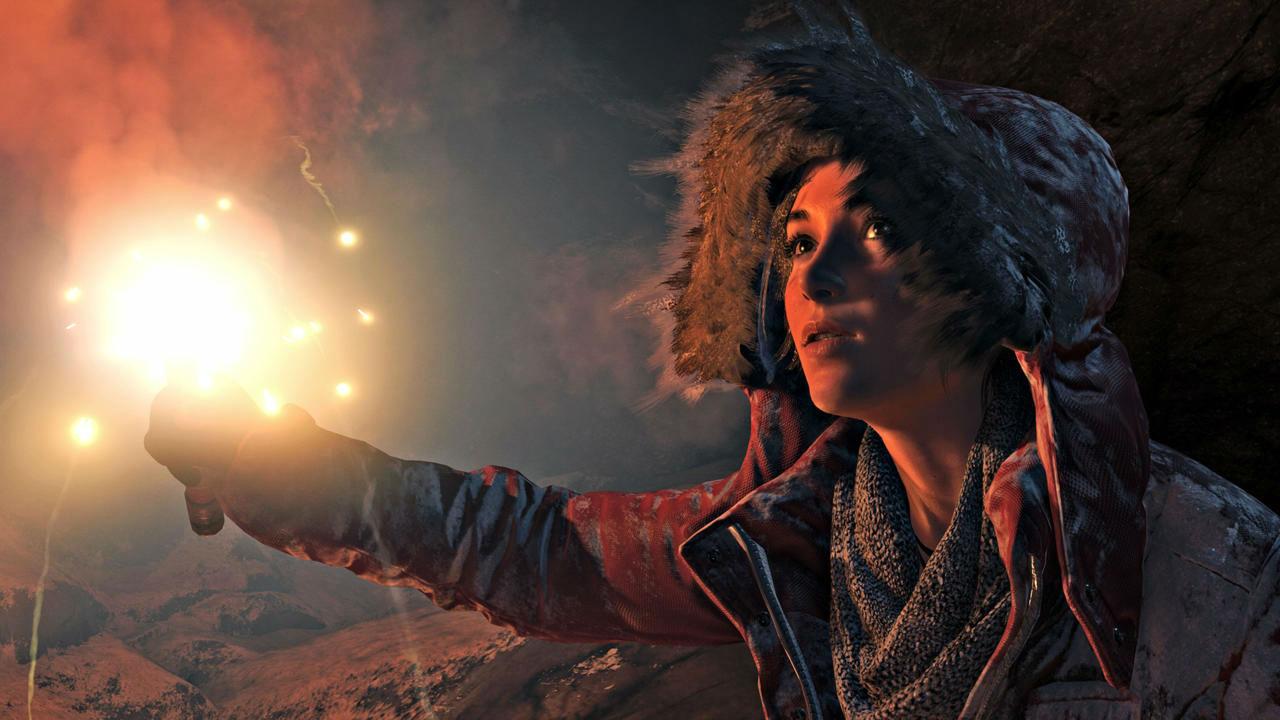 Rise of the Tomb Raider скриншот 1