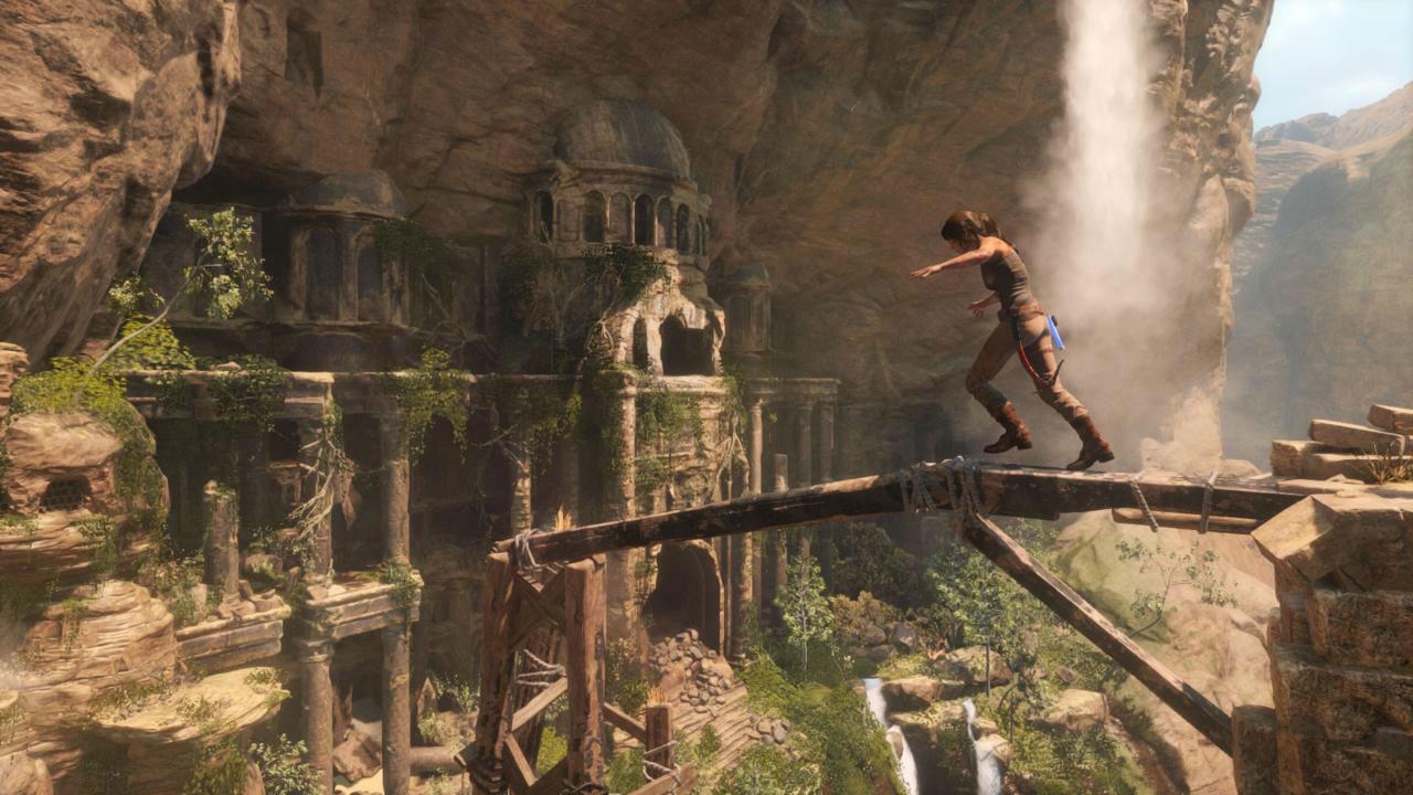 Rise of the Tomb Raider скриншот 3