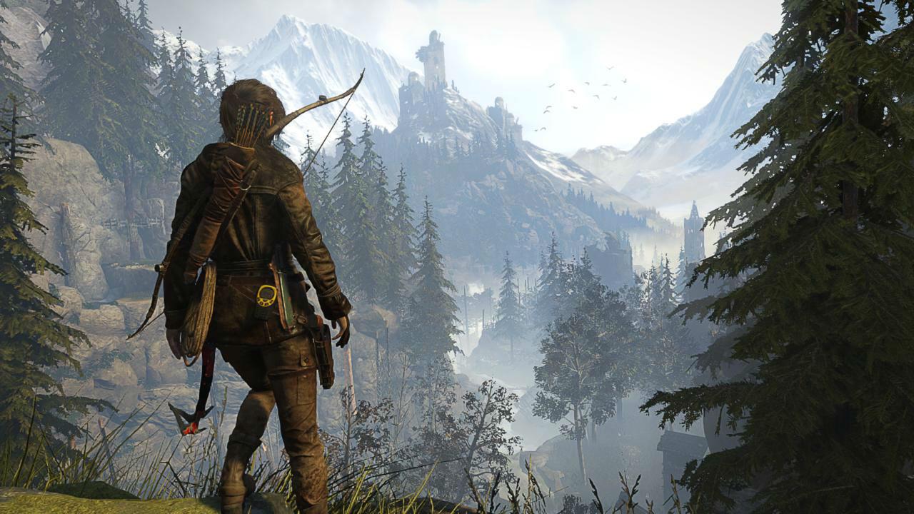Rise of the Tomb Raider скриншот 4