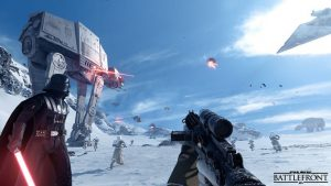 Star wars battlefront скриншот1
