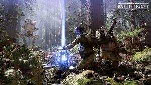 Star wars battlefront скриншот2