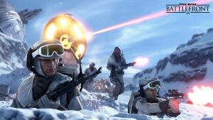 Star wars battlefront скриншот6