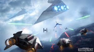 Star wars battlefront скриншот7