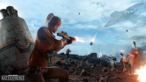 Star wars battlefront скриншот8