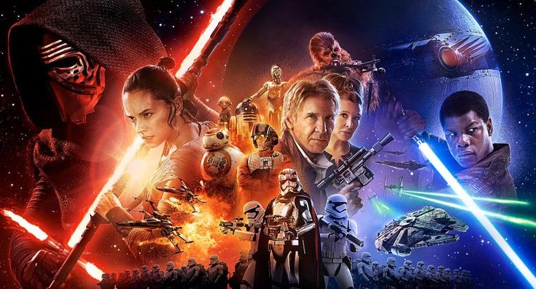 Звёздные войны Пробуждение Силы